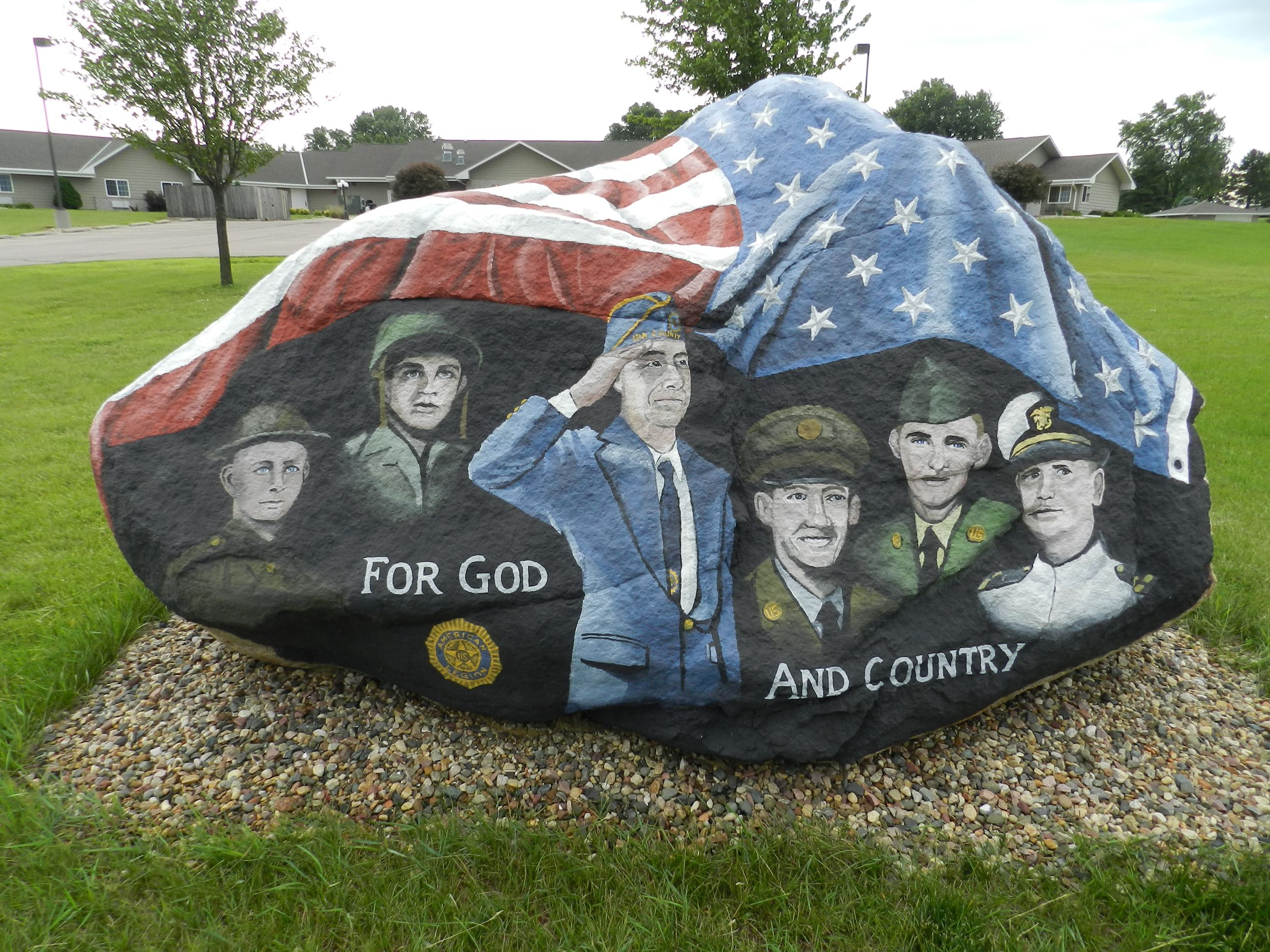 Ida County Freedom Rock 1