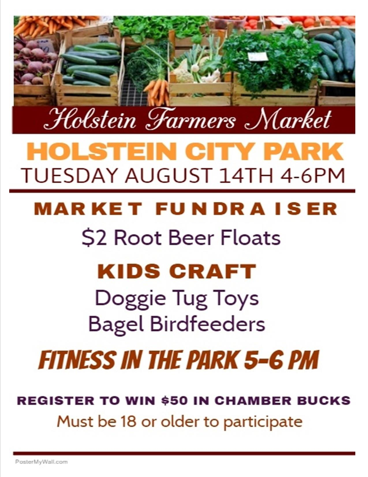 FARMERS MARKET AUG 14